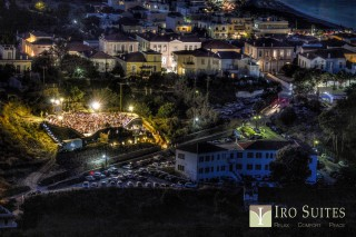 andros culture iro suites theater