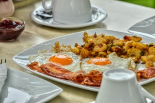 andros homemade breakfast iro suites continental