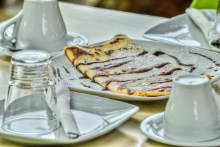 andros homemade breakfast iro suites crepes