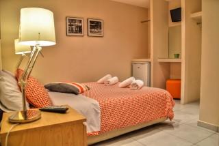 standard room iro suites bedroom